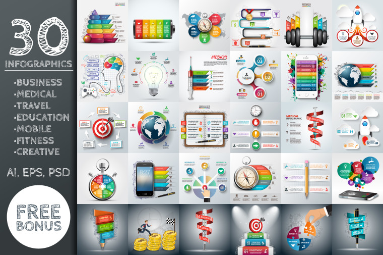 Business Infographic Templates