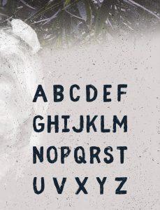 Fibre Free Vintage Font 02