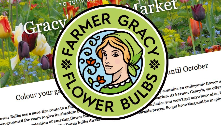 Farmer Gracy Identity Showcase