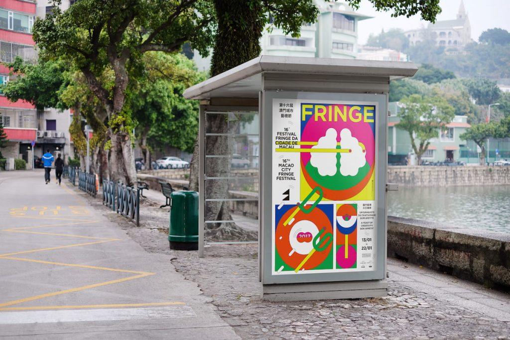 Branding-Macao City Fringe Festival Identity-14