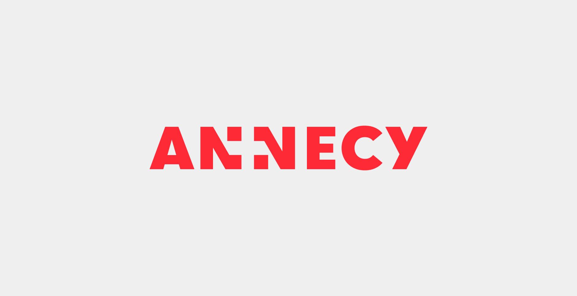 City of Annecy New Brand Design