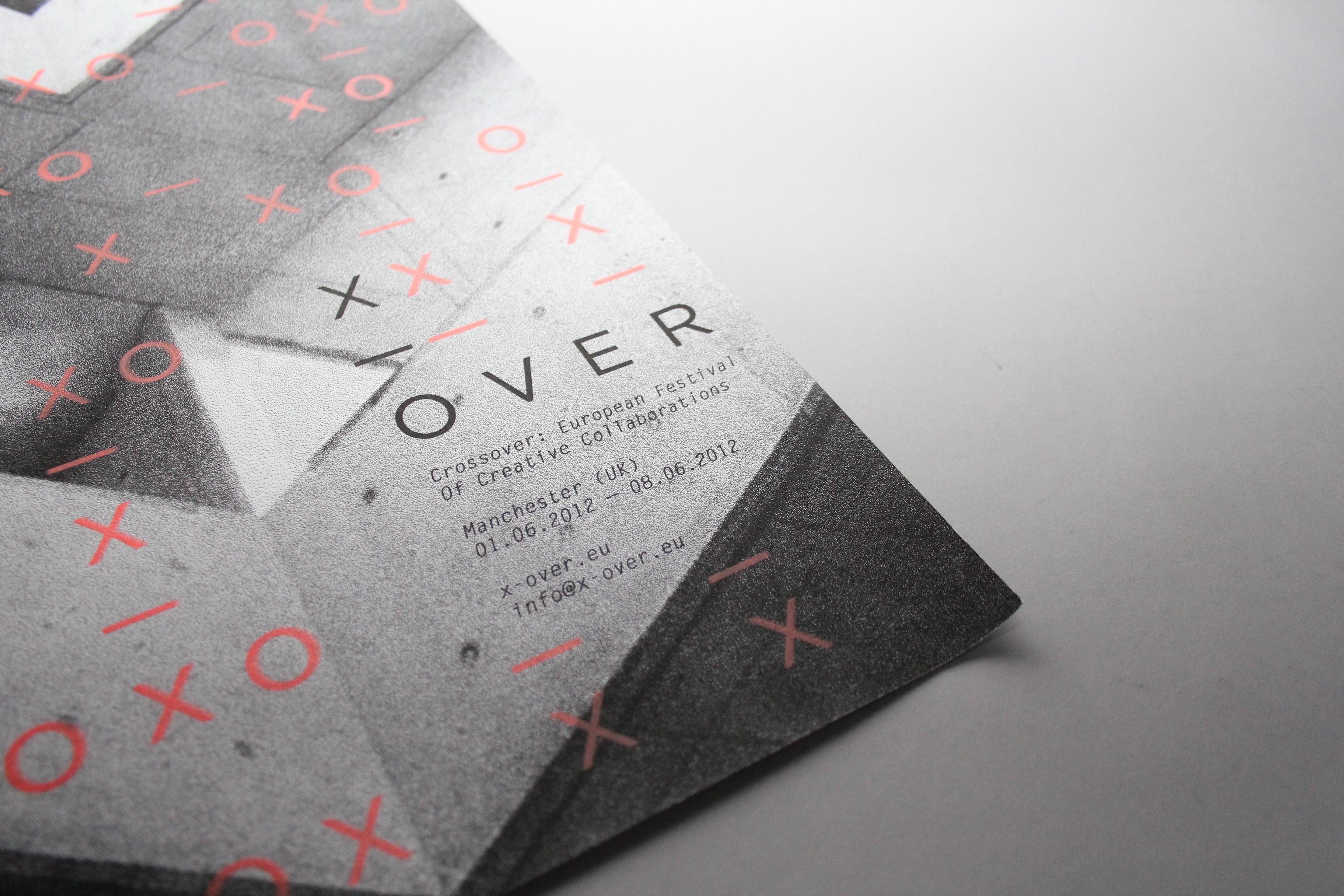 Crossover Festival: Branding & Promotion