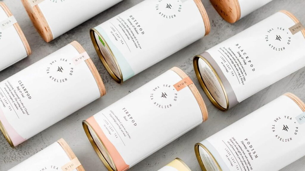 Teapod-Packaging-Studio-Born